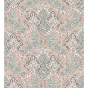 108/8044-CS PUSHKIN Pastel Multi Cole & Son Wallpaper