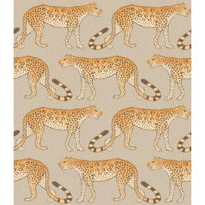 109/2010-CS LEOPARD WALK Stone Orange Cole & Son Wallpaper