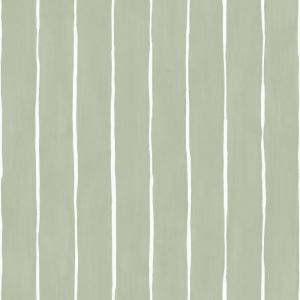 110/2009-CS MARQUEE STRIPE Soft Olive Cole & Son Wallpaper