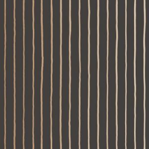 110/7034-CS COLLEGE STRIPE Charcoal And Gold Cole & Son Wallpaper