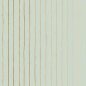 110/7036-CS COLLEGE STRIPE Duck Egg And Gilver Cole & Son Wallpaper