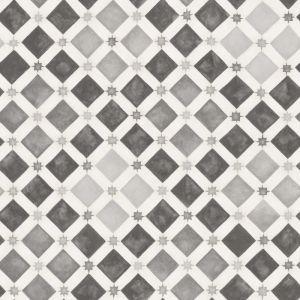 113/11035-CS ZELLIGE Soot Snow Cole & Son Wallpaper