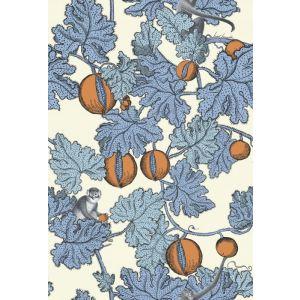 114/1003-CS FRUTTO PROIBITO Hyacinth Orange Cole & Son Wallpaper