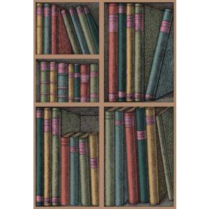 114/5010-CS EX LIBRIS Forest Cole & Son Wallpaper