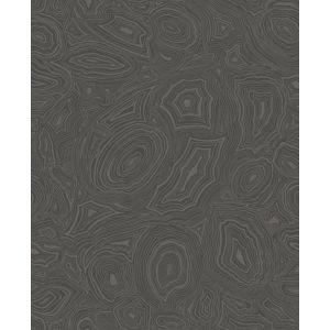 114/6012-CS MALACHITE Charcoal Silver Cole & Son Wallpaper