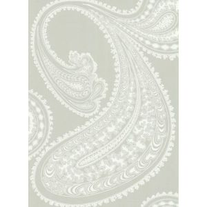 66/5036-CS RAJAPUR White Grey Cole & Son Wallpaper