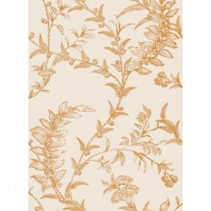 88/1003-CS LUDLOW Peach Cole & Son Wallpaper