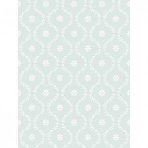 88/3013-CS CLANDON Seafoam Cole & Son Wallpaper