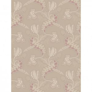 88/4017-CS HARTFORD Toast Cole & Son Wallpaper