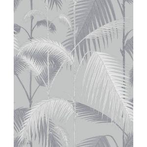 95/1007-CS PALM JUNGLE Lilac Grey Cole & Son Wallpaper
