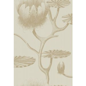 95/4019-CS LILY Linen Gold Cole & Son Wallpaper