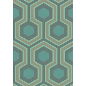 95/6034-CS HICKS GRAND Green Cole & Son Wallpaper