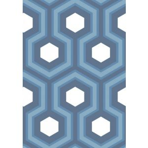 95/6035-CS HICKS GRAND Blue Cole & Son Wallpaper