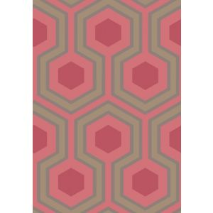 95/6038-CS HICKS GRAND Red Cole & Son Wallpaper