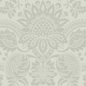 98/2008-CS DUKES DAMASK Old Olive Cole & Son Wallpaper