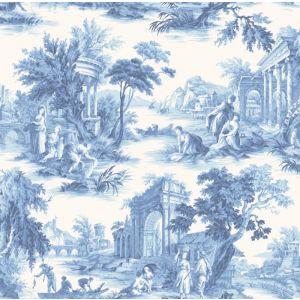 99/1001-CS VILLANDRY Cobalt Blue Cole & Son Wallpaper