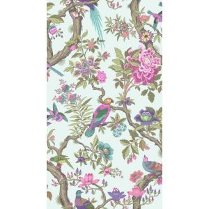 99/12051-CS FONTAINEBLEAU Rose Cole & Son Wallpaper
