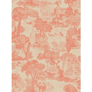 99/15060-CS VERSAILLES Coral Cole & Son Wallpaper