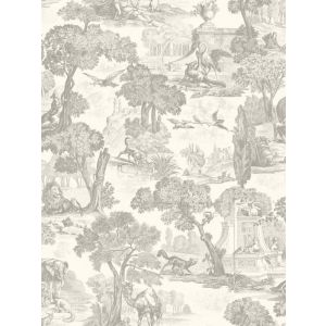 99/15061-CS VERSAILLES Charcoal Cole & Son Wallpaper