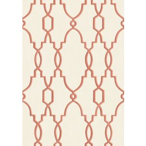 99/2011-CS PARTERRE Red Cole & Son Wallpaper