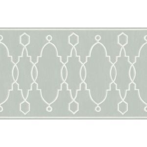 99/3013-CS PARTERRE BORDER French Grey Cole & Son Wallpaper