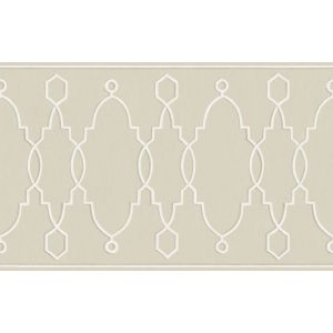 99/3016-CS PARTERRE BORDER Stone Cole & Son Wallpaper