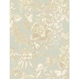 99/7031-CS TIVOLI Old Olive Cole & Son Wallpaper