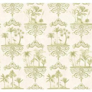 99/9040-CS ROUSSEAU Old Olive Cole & Son Wallpaper