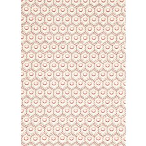 PW78027-5 HAWKBURY Red Green Baker Lifestyle Wallpaper