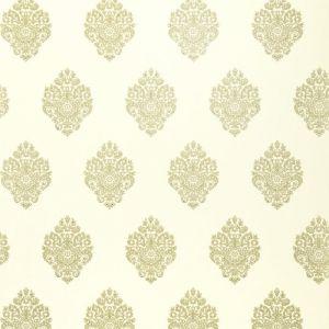 PW78037-2 RAJA Gold Baker Lifestyle Wallpaper