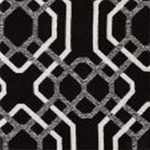 1212ODBD Black-White Norbar Fabric