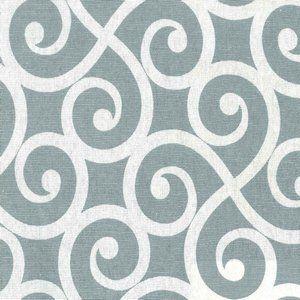 ABILENE Silver Frost Norbar Fabric