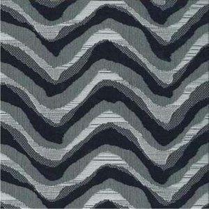 DADE Black 2195 Norbar Fabric