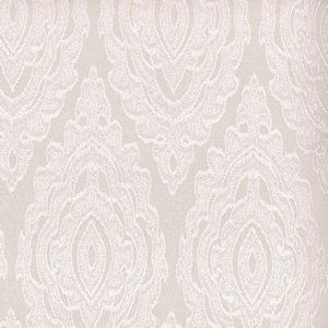 DAYNA Ivory Norbar Fabric