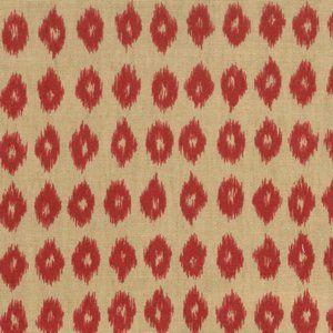 IMPULSE Persimmon 1 Norbar Fabric