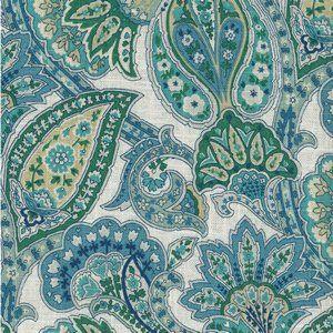 KEATS Pond Blue Norbar Fabric