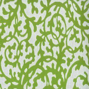 LAMBERT Lime 50 Norbar Fabric