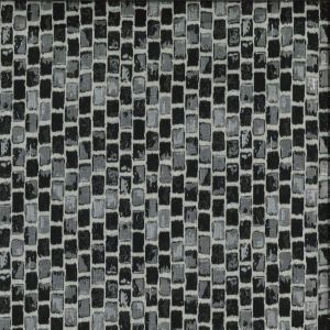 MARION Black Norbar Fabric