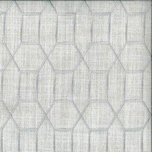 MINETTA Silver Norbar Fabric