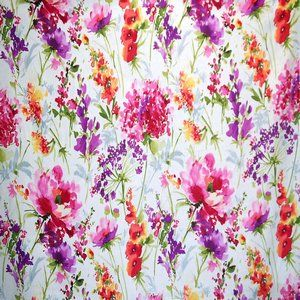 PRETTY Orchid 002 Norbar Fabric