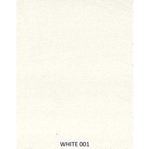 SILK ROAD White 001 Norbar Fabric