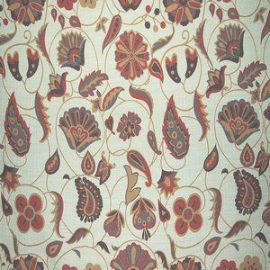 ZOE Plum 01110014 Norbar Fabric