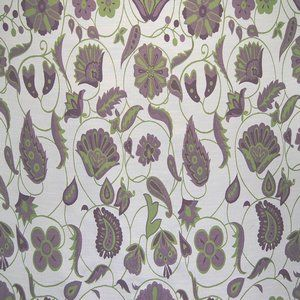 ZOE Purple 01110027 Norbar Fabric