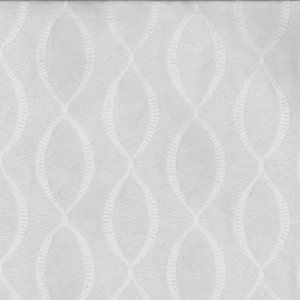 ZOO Bright White Norbar Fabric