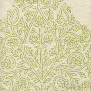 HC1480P-07WP TAJ Fig On On Off White Quadrille Wallpaper