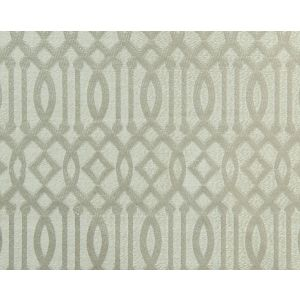 A9 00011869 RYAD DYOR Silver On Taupe Scalamandre Fabric