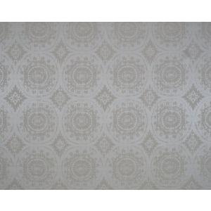 A9 00011994 MANDALA Pure White Scalamandre Fabric