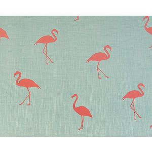 A9 00041865 FLAMINGO Coral Scalamandre Fabric
