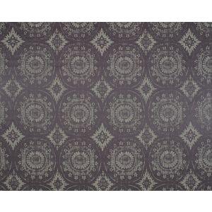 A9 00041994 MANDALA Brownish On Gray Scalamandre Fabric