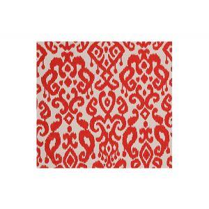 A9 00047730 VARJAK Red Scalamandre Fabric